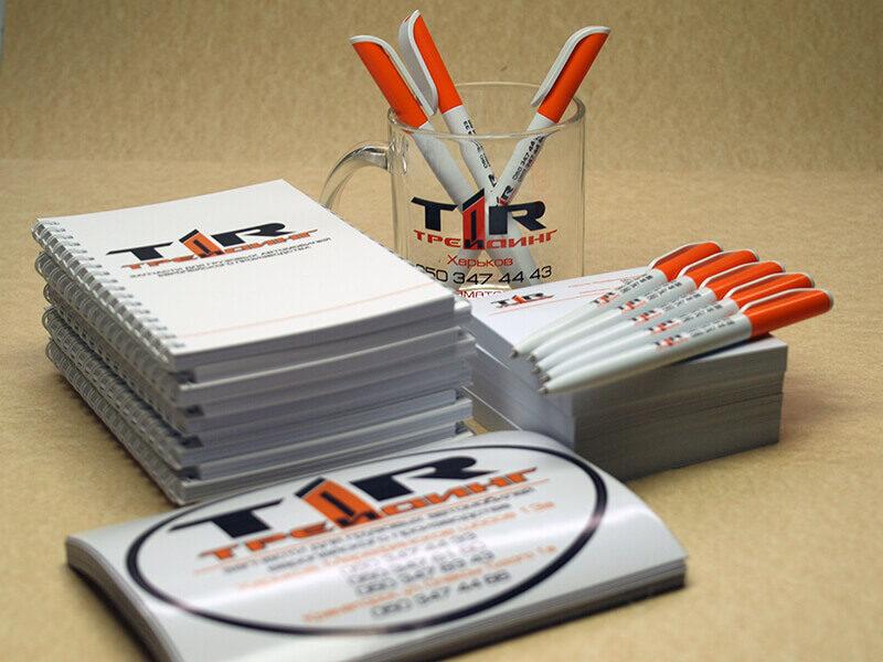Сувенирная продукция TIR